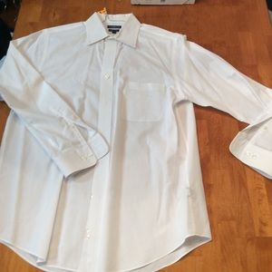 2 Croft and barrow dress shirts